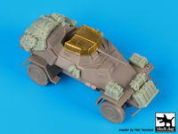 Sd.Kfz 222 accessories set for Dragon
