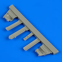 A-4B Skyhawk undercarriage covers accessories AIRFIX - Image 1