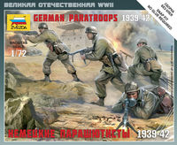German Fallschirmjager (1939-1942) Art of Tactic series