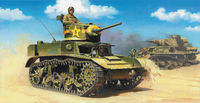 American light tank M3A1 Stuart