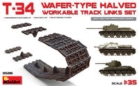 T-34 Wafer-type Halved track