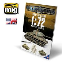 HOW TO PAINT 1:72 MILITARY VEHICLES (english)