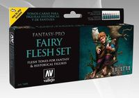 74101 Fantasy Pro - Fairy Flesh Set