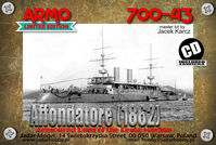 Affondatore 1862 - Armoured Ram of the Regia Marina