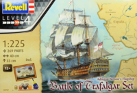 BATTLE OF TRAFALGAR Gift-Set