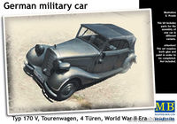 German military car,Typ 170V,Tourenwagen,4 Turen,1937-1940