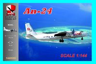 An-24 Dandy Airline