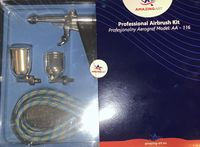 Professional Airbrush Kit AA-116