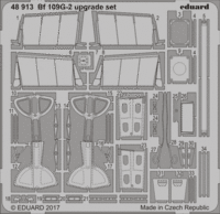 Bf 109G-2 upgrade set EDUARD - Image 1