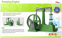 Water Pumping Engine Education Model Kit