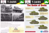 T-34/85 - The Battle of Berlin - Image 1