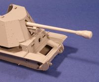 PaK40 Barrel with Canvas Cover - Image 1