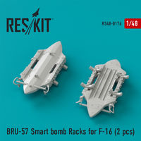 BRU-57 Smart bomb Racks for F-16 (2 pcs) - Image 1