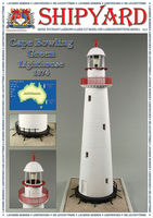 Cape Bowling Green Lighthouse nr33 skala 1:72 - Image 1