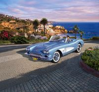 58 Corvette Roadster - Image 1