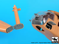 MH-53 J electronic +tail for Italeri
