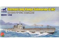 German Long Range Submarine Type U-IXC