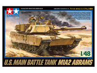 U.S. MAIN BATTLE TANK M1A2 ABRAMS