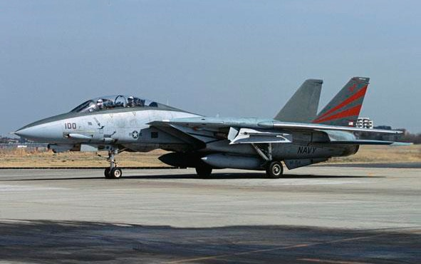 F-14A Tomcat VF-154 Black Knigh - Image 1