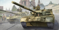 Russian T-80UD MBT - Image 1