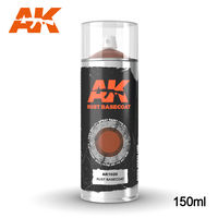 AK1020 RUST BASECOAT SPRAY