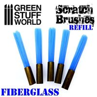 FIBRE GLASS Refill for Scratch Brush