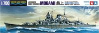 Japanese Light Cruiser Mogami