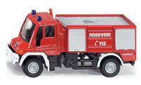 Unimog Fire Engine