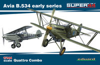 Avia B.534 early series QUATTRO COMBO - Image 1