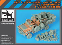 Land Rover Australian spec.forces big set for Hobby Boss