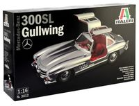 Gullwing Mercedes-Benz 300SL - Image 1