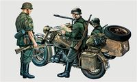 BMW R75 with Sidecar - Image 1