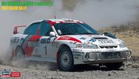 Mitsubishi Lancer Evolution IV 1997 Safari Rally