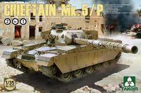 Chieftain Mk 5/P 2 in 1