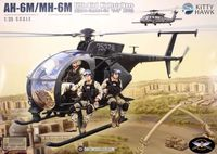 AH-6M/MH-6M Little Bird Nightstalkers