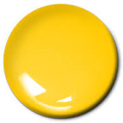 2917 Bright Yellow - Gloss spray - Image 1
