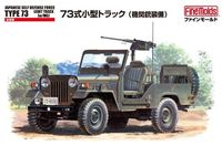 IGSDF Light Truck Type 73 w/MG