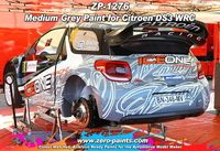 1279 Medium Grey for Citroen DS3 WRC (Pitwall Decals 24D-005)