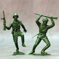 Red Army, set of two figures #2