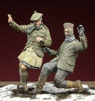 Football, Christmas Truce 1914 - Image 1
