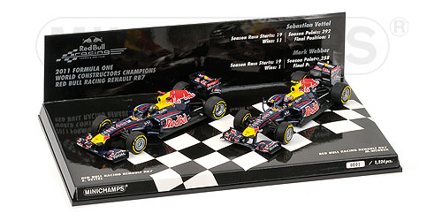 2-Car Set Red Bull Racing - Image 1
