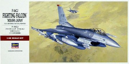 F-16CJ Night Falcon Misawa Japan - Image 1