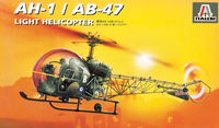 American light helicopter Bell AH-1/AB-47