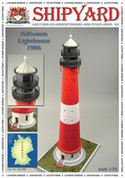 Pellworm Lighthouse nr89 skala 1:72 - Image 1