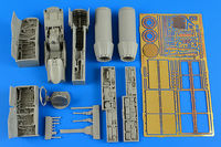 F/A-18A/C Hornet detail set HASEGAWA - Image 1