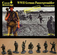 German Panzergrenaidier (Normandy 1944) (ASSEMBLY SERIES)