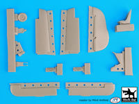 Fw-190 A8 detail set for Hasegawa