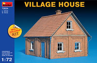 Village House (Multicolored Kit)