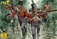 Napoleonic British Light Infantry
