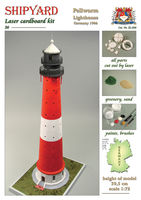 Pellworm Lighthouse skala 1:87 - Image 1